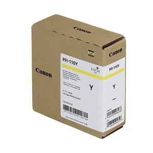 Canon PFI-110 Y gelb Tintenpatrone