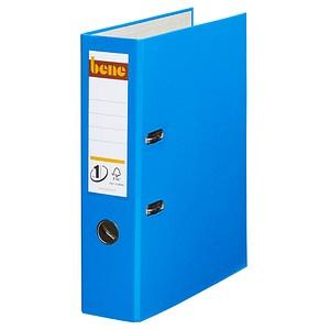 bene No.1 Power Ordner blau Kunststoff 8,0 cm DIN A4
