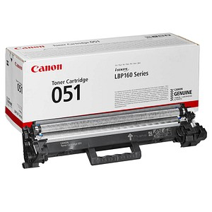 Canon 051 schwarz Toner