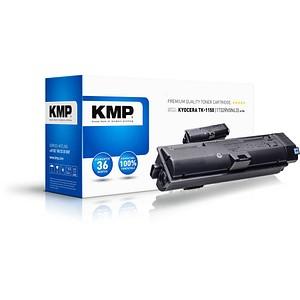 KMP K-T78 schwarz Toner ersetzt KYOCERA TK-1150
