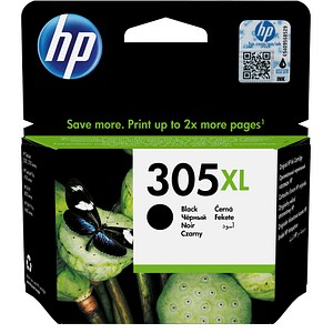 HP 305XL (3YM62AE) schwarz Tintenpatrone