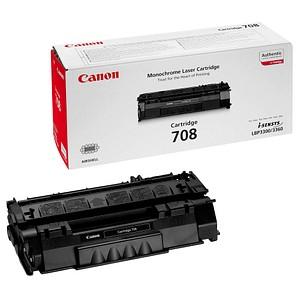 Canon 708 BK schwarz Toner