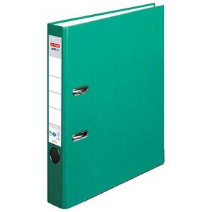 herlitz maX.file nature plus Ordner grün Karton 5,0 cm DIN A4