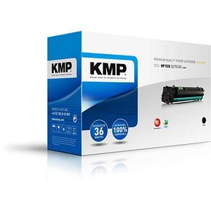 KMP H-T87 schwarz Toner ersetzt HP 53X (Q7553X)