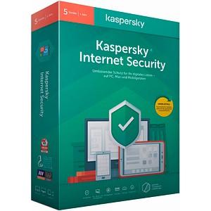 Sicherheitssoftware Internet Security 2020 von KASPERSKY