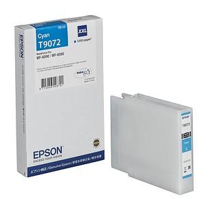 EPSON T9072XXL cyan Tintenpatrone