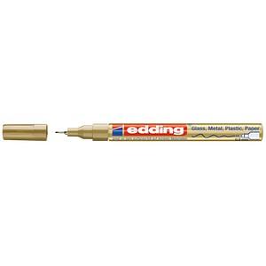 edding 780 Lackmarker gold 0,8 mm