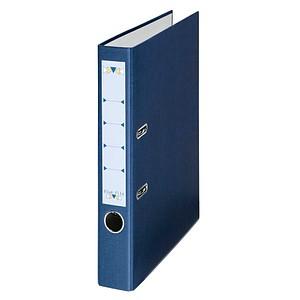 bluefile blue file Ordner dunkelblau Karton 5,0 cm DIN A4
