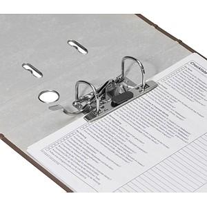 bene No.1 Power Ordner braun Kunststoff 5,2 cm DIN A4