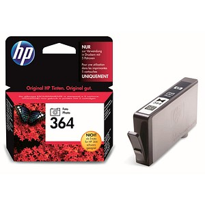 HP 364 (CB317EE) Foto schwarz Tintenpatrone