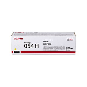 Canon 054H Y gelb Toner