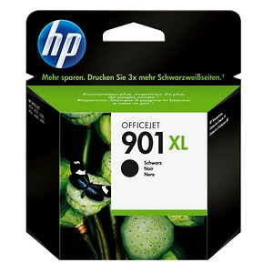 HP 901XL (CC654AE) schwarz Tintenpatrone
