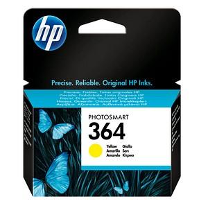HP 364 (CB320EE) gelb Tintenpatrone