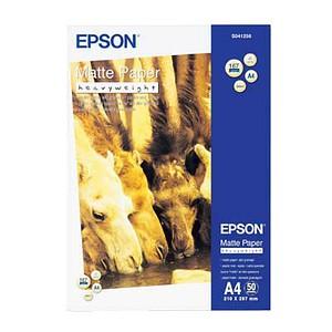 EPSON Fotopapier S041256 DIN A4 matt 167 g/qm 50 Blatt