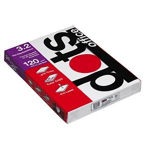 dots Laserpapier office 3.2 DIN A4 120 g/qm 250 Blatt