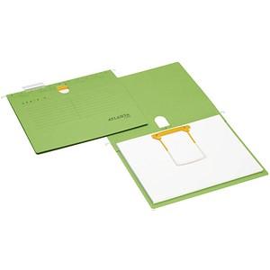 5 ATLANTA Hängehefter Serie E Karton grün