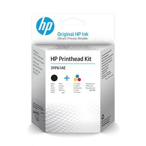 2 HP 3YP61AE schwarz, cyan, magenta, gelb Druckköpfe