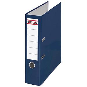 dots Ordner blau Kunststoff 8,0 cm DIN A4
