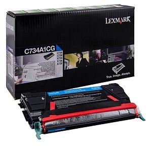 Lexmark C734A1CG cyan Toner
