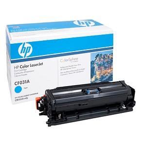 HP 646A (CF031A) cyan Tonerkartusche