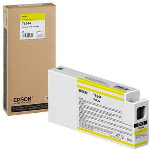 EPSON T8244 gelb Tintenpatrone