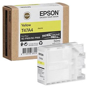 EPSON T47A4 gelb Tintenpatrone