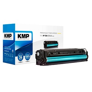 KMP H-T1115 magenta Toner ersetzt HP 125A (CB543A)
