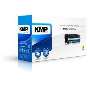 KMP H-T125 gelb Toner ersetzt HP 304A (CC532A)