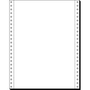 SIGEL Endlospapier A4 hoch 1-fach, 80 g/qm weiß 2.000 Blatt