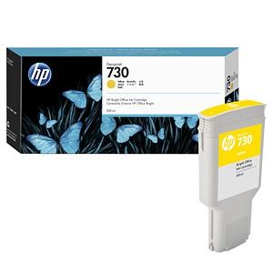 HP 730 (P2V70A) gelb Tintenpatrone