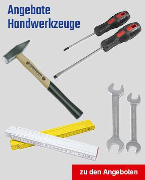Angebote Handwerkzeuge