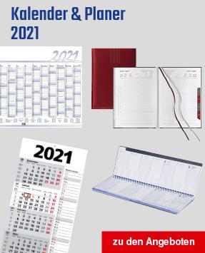 Kalender und Planer 2021