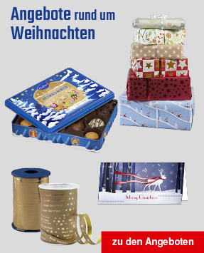 Angebote rund um Weihnachten