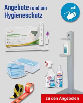 Hygiene- und Schutzprodukte